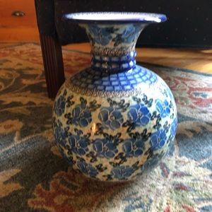 Polish stoneware vase
